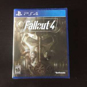 Fallout 4 PS4 (Secondhand)