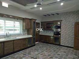 F11 1kanal duplex 2bed ground portion available for rent