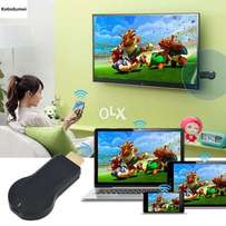 Watch on TV Screen Mirrorong Airplay DLNA MODE ON TV WIRELESS STREAMIN