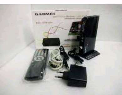 Tv tuner gadmei lcd/led