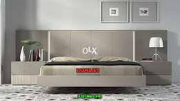 """Beautiful Design Bed with dressing """"KHAWAJA's Fix price"""