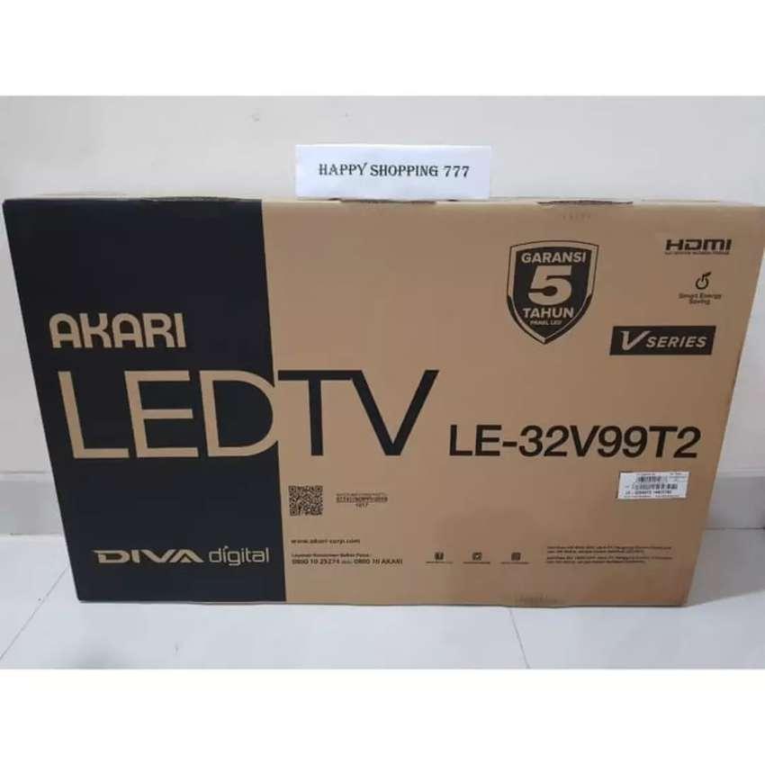 Harga Led Termurah Akari Digital Led Tv 32 Inch Le 32v99t2 Terbaik Tv Audio Video 791341611