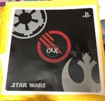 Ps4 Slim Skins Star Wars And Golden With Controller Skin Sides Also