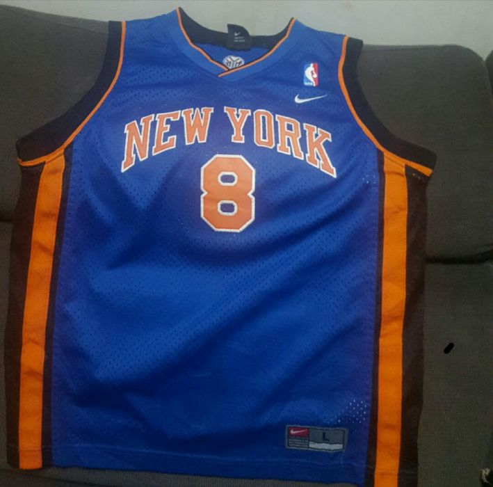 first rate 1b081 2c096 nba jersey latrell sprewell nyk new york knicks in Cainta ...