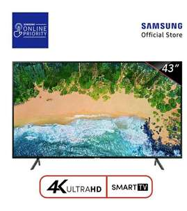 "UHD tv Led Samsung 43"" 4k certified ultra hd 7 series smart tv lcd ctv"