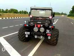 modify open willy and hunter jeep with power eng