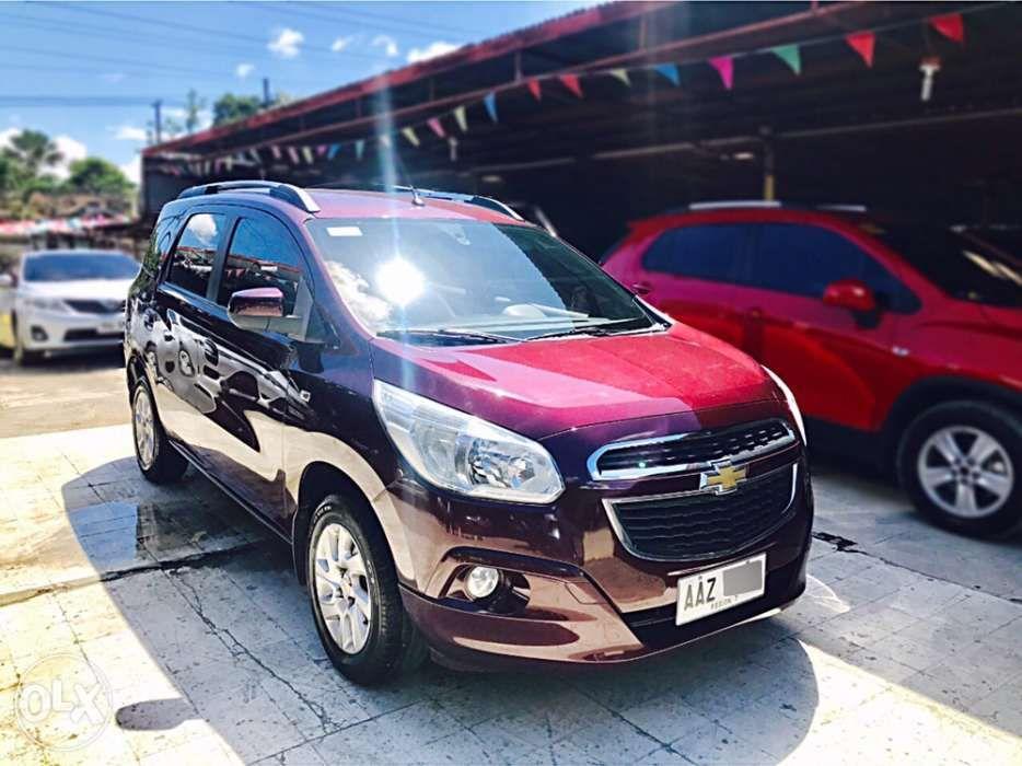 2014 Chevrolet Spin Ltz Automatic Transmission 7 Seater In Mandaue