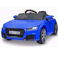 Audi ttrs car rechargable bikes and cars