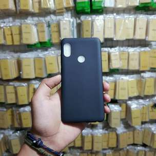 Case Midnight Blackmatte Xiaomi Redmi Note 5 Black Matte