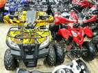 Army Camouflage jeep red sports quad 4 wheel atv bike deliver all pak.