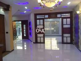 One kanal UpperLock Ground portion For rent in phase 3 Bahria Town rwp