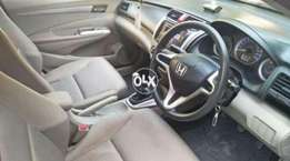 Honda City For Rent With Driver