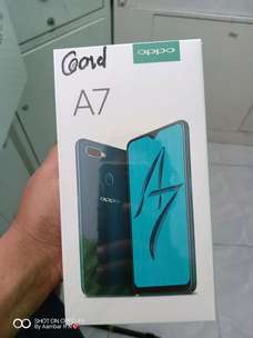 oppo A7 ( bisa credit)