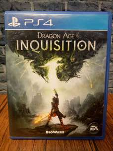 BD PS4 Dragon Age Inquisition.. game cd kaset bluray playstation4