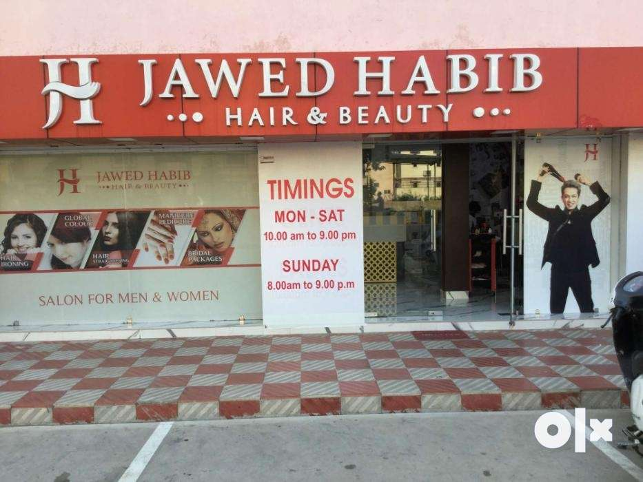 Required Hair Stylist Malefemale At Hinjewadi Pune Jawed Habib