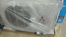 Summer offer Mitsubishi dc inverter heat and cool 1.5 ton