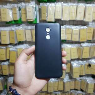 Case Midnight Blackmatte Xiaomi Redmi 5 Plus Black Matte