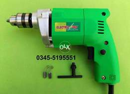 Box Pack ELECTRIC Pro 10mm Pure Copper Winding Electric Drill Machine