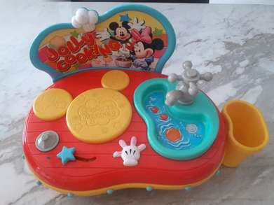 Preloved Cooking Playset Disney Mainan Anak Masak Memasak