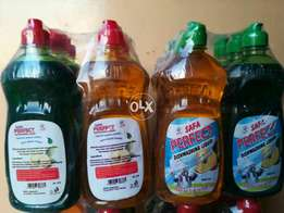 Liquid dish wash detergent available for bulk supply