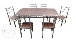Dining Table 6 Seaters Office Furniture