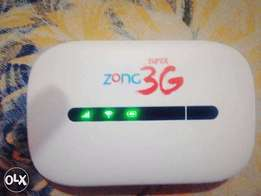 Unlocked Jazz /Zong Super 3G Mifi Cloud Huawei E5330