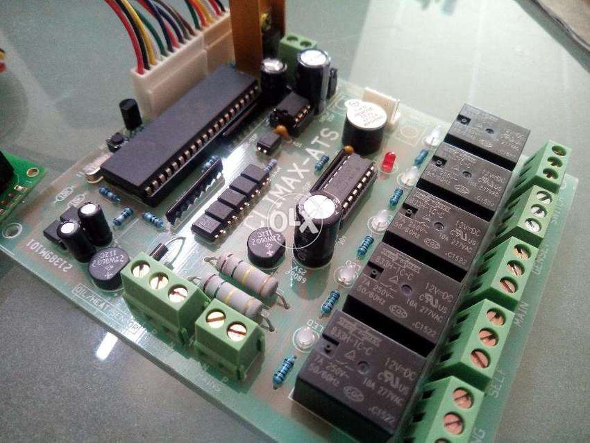 Terrific Linkmatic Pak Climax Ats Amf Circuit Panel For All Types Of Wiring Cloud Hisonuggs Outletorg