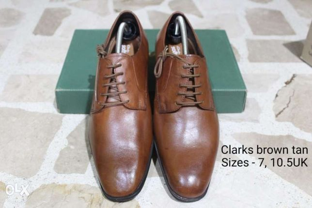 6f762b59ee19 Clarks mens leather shoes bnew in Binan