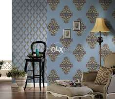 Luxurious Classic wallpaper for home.