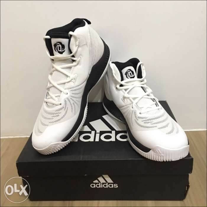 buy online 79541 16bc6 Adidas D Rose Dominate III Basketball Shoes not Nike LeBron Kobe Kyrie ...