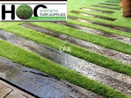 Artificial grass wood+landscaping area 024