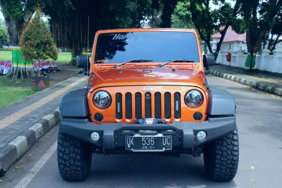 Arsip Jeep Rubicon Special Edition Call Of Duty 2011 Top Markotop