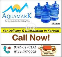 AQUAMARK™ - The Best Quality Purified Drinking Water