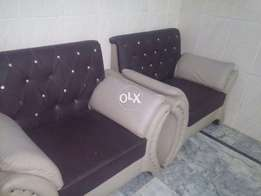 7 seater sofa with 10 year warranty of foam original leather