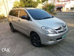 a6cdd989aba8 Toyota Innova Diesel family van and business