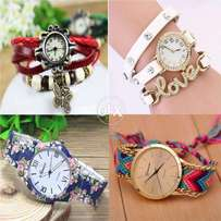 Pack of 4 Bracelet Watches