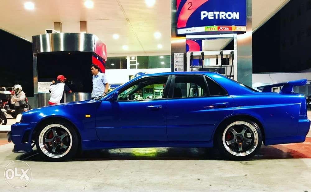 R34 Nissan Skyline Gt 4 Door Alt Silvia Sti 350z Z4 86