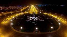 Who Have Residential plot Bahria Town Khi 250 Yard plot Precinct-08