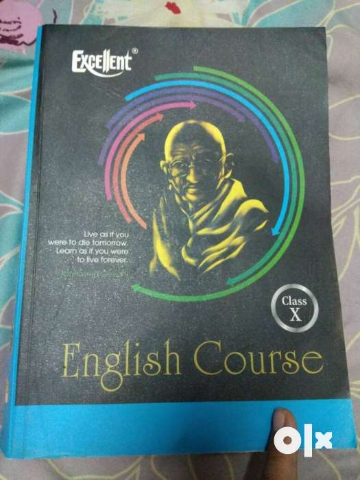 10th class RBSE English excellent refresher - Books - 1237246761