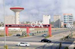 4 Marla Commercial Plot in P Block of DHA Phase-VIII