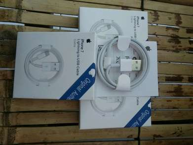 cable iPhone lightning
