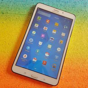 """Samsung Tab 4 8"""" White Unit Only 3G H+ Normal"""
