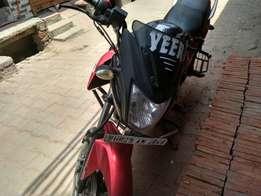 2016 Yamaha SZ 12350 Kms, used for sale  Faridabad