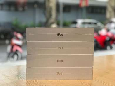 iPad 6 32GB /128gb 2018Gold gray (Cellular/Wifi d pilih) Resmi Apple