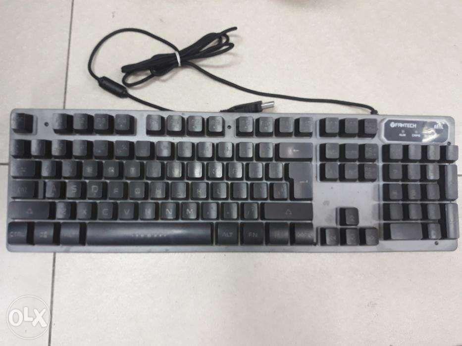 70cf948e20e Fantech K611L Keyboard Full Size Fighter Gaming Keyboard in Quezon ...