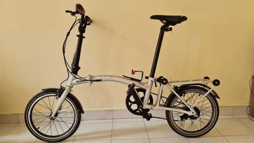 Sepeda Lipat United Trifold 7 Sepeda Aksesoris 810467720