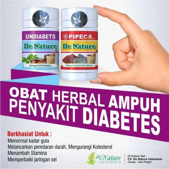 obat ampuh untuk luka diabetes