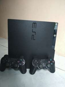 PS3 slim 120gb bagus