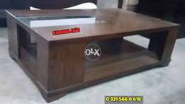 A Center Table available brand new *KhaWajA's* Factory Outlet