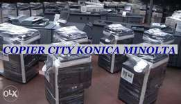 fully RECONDITIONED photocopier machines jst like new HEAVY DUTY